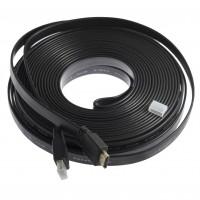 Cablu HDMI-HDMI Flat 10m