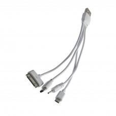 Cablu USB 4 mufe