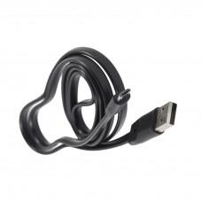Cablu USB AM-micro Flat 1m