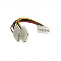 Cablu alimentare IDE-2xIDE