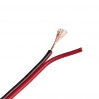 Cablu bifilar roșu-negru 2*1,5