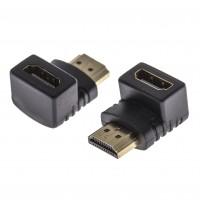 Adaptor HDMI T-HDMI M 90°