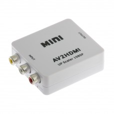 Convertor 3 RCA-HDMI