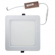 Plafonieră LED 15W pătrat