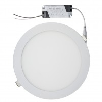 Plafoieră LED 18W rotund