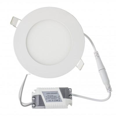 Plafonieră LED 6W rotund