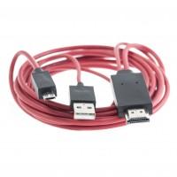 Cablu HDMI-micro USB S3