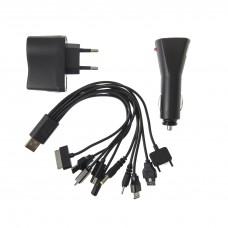 Încărcător MULTI Mobile USB