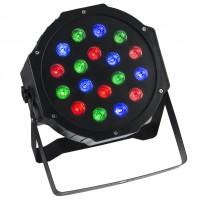 LED Par 18 RGB