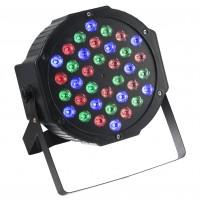 LED Par 36 RGB