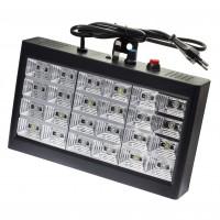 Stroboscop color 24 LED