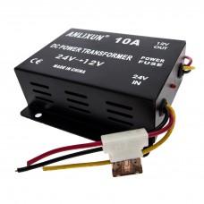 Invertor 24V-12V 10A
