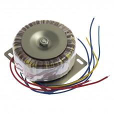 Transformator toroidal 250W-2x45V+2x18V